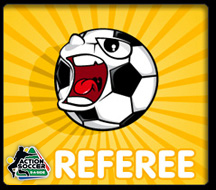 No game can be played without someone in control. Become a Action 5 a Side  Referee! 36b7cb83d474a