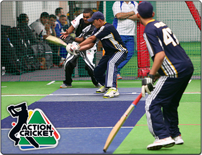 Action Sports Action Cricket Social Indoor Cricket