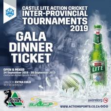 Action Cricket Open & Mixed IPT Gala Ticket