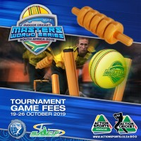 Masters World Series 2019 Game Fees