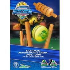 Indoor Cricket Masters World Series Game Fees