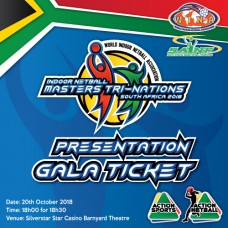 WINA Masters Tri-Nations Presentation Gala Tickets