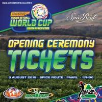 Indoor Netball World Cup 2019 Opening Ceremony Ticket